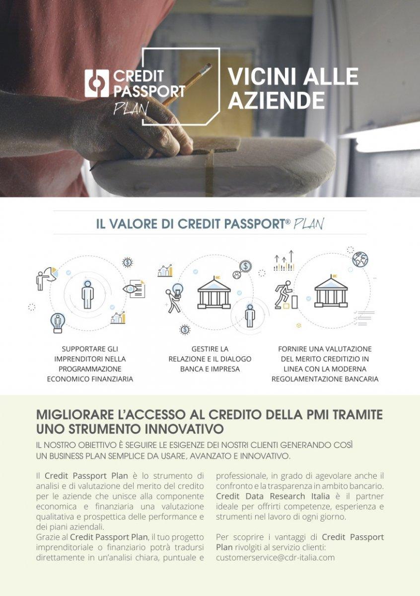 Credit Passport Plan