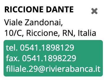 Ti aspettiamo al Ventis Point a Corpolo' e a Riccione Dante!