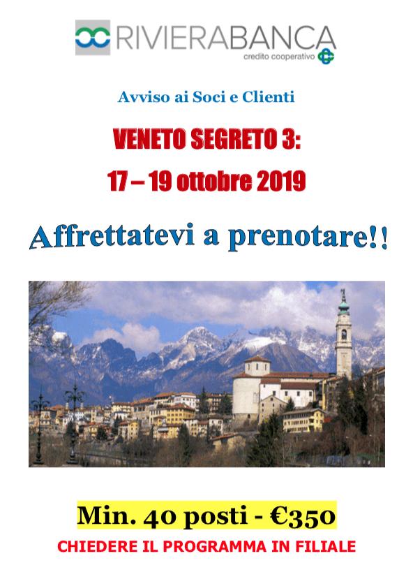 Gita sociale Veneto segreto 3