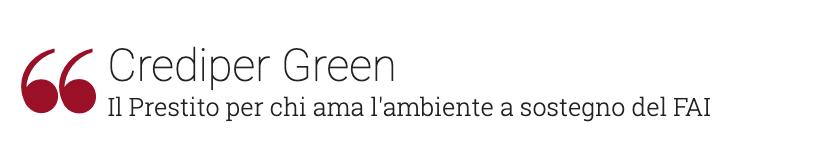 Crediper Green