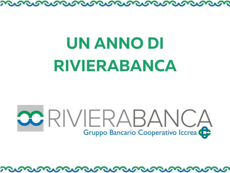 Un anno di RivieraBanca