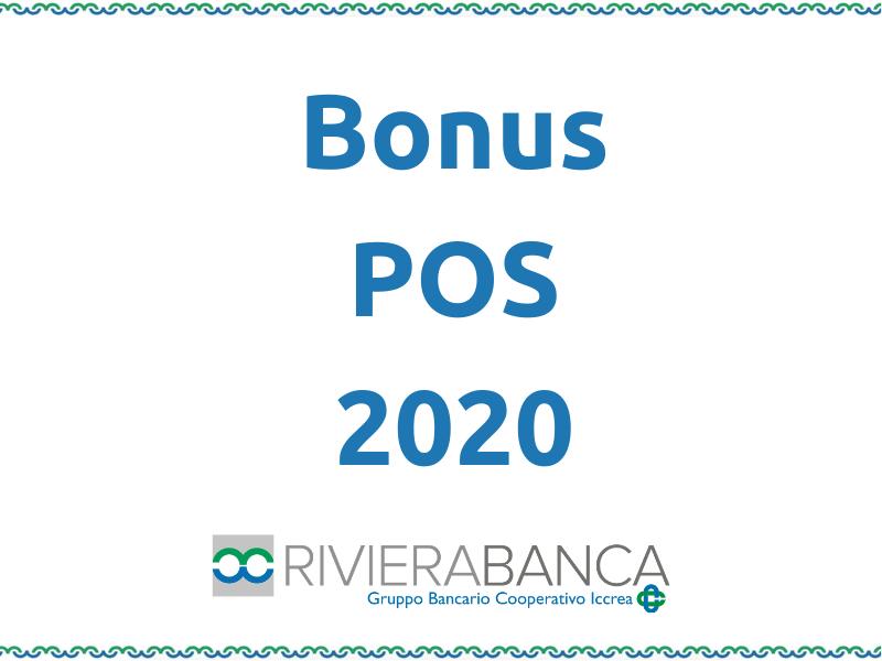 Bonus POS 2020