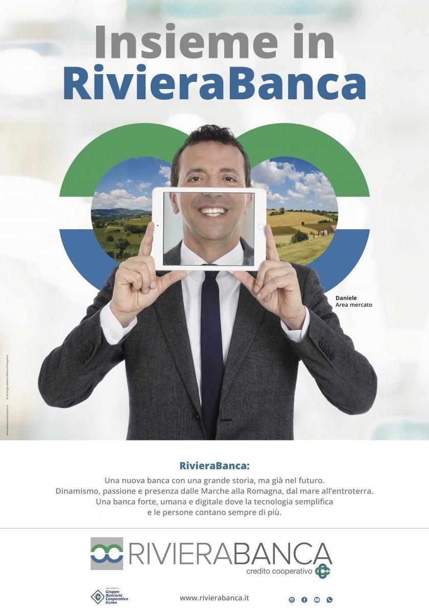 RivieraBanca, una grande Banca locale: leader di Mercato, protagonista nel Gruppo Bancario Iccrea e attore del Territorio