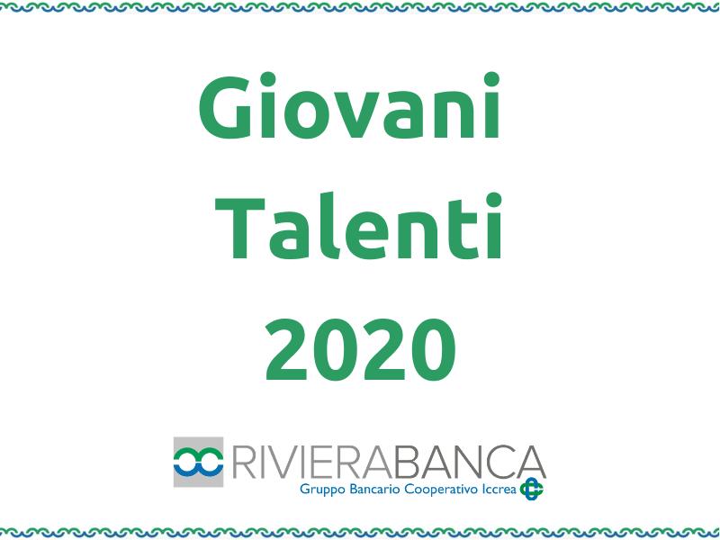Giovani talenti 2020