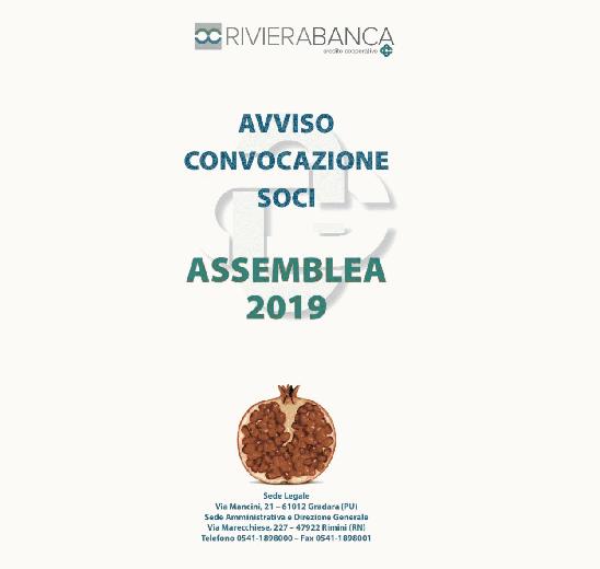 ASSEMBLEA DEI SOCI - Domenica 26 maggio