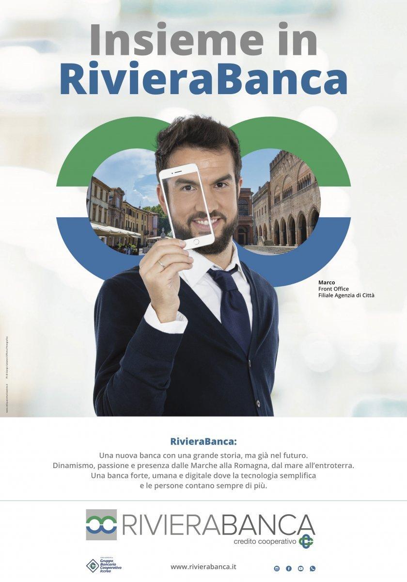 """Scopri i volti della campagna """"Insieme in Rivierabanca"""""""