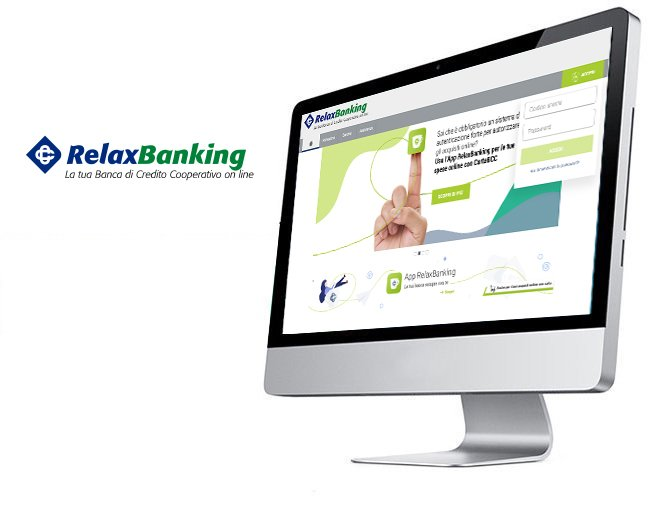 Home banking RelaxBanking