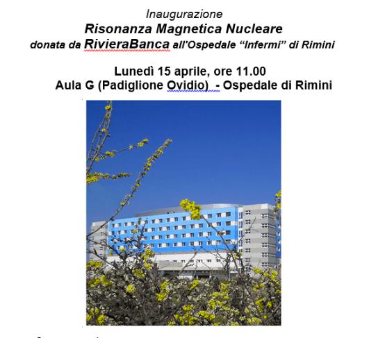 Una nuova risonanza magnetica a Rimini